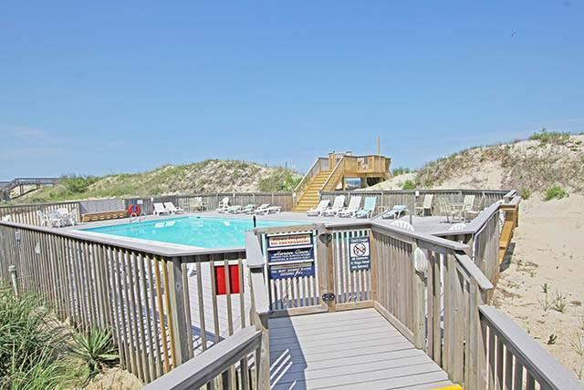 Seaside Retreat - Image 1 - Nags Head - rentals