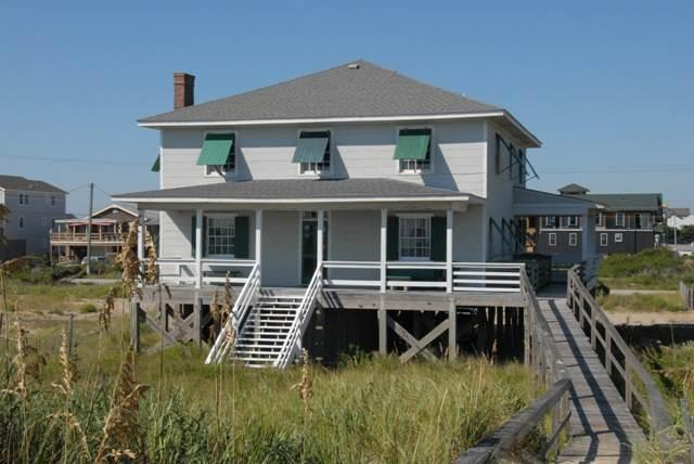 "The ""Big"" Cottage - Image 1 - Nags Head - rentals"