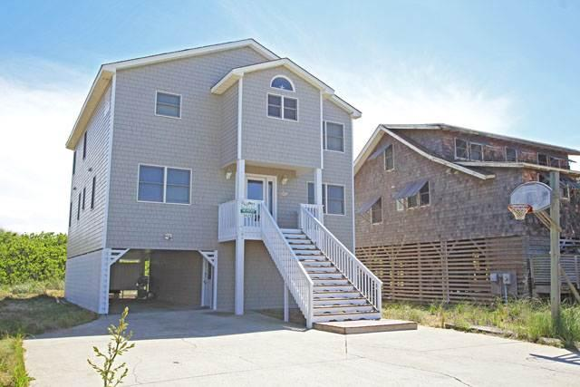 The Sandfiddler - Image 1 - Nags Head - rentals