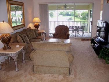 Living Room - Barbados in Tarpon Cove - Naples - rentals