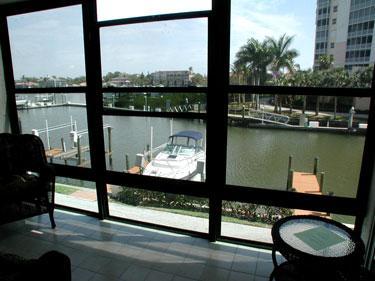View - Barefoot Pelican - Naples - rentals