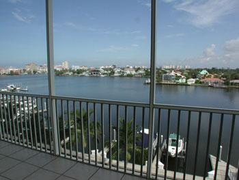 View - The Regatta 2-506 - Naples - rentals