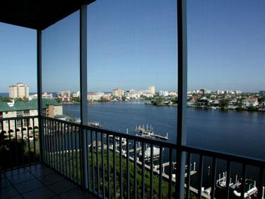 View - The Regatta 2-801 - Naples - rentals