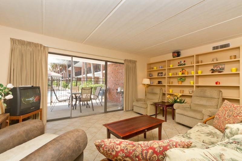 Villa del Sol #110 - Image 1 - South Padre Island - rentals
