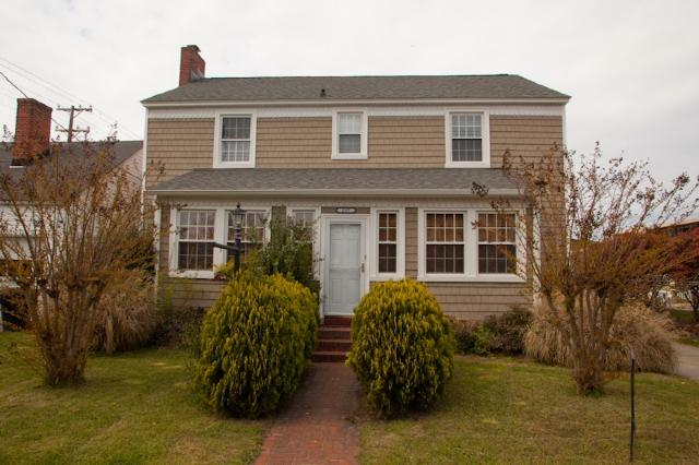Front Exterior - 317 22nd Street - Virginia Beach - rentals