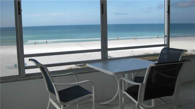 Great views on one of SW Florida's best beach - 5 North - Image 1 - Siesta Key - rentals