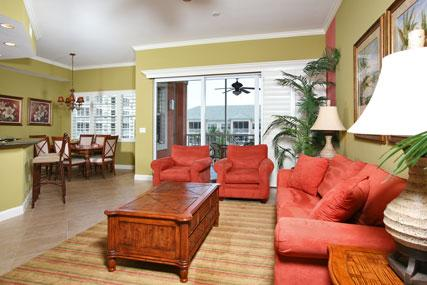 Living Room - Bonita Village 9304 - Bonita Springs - rentals