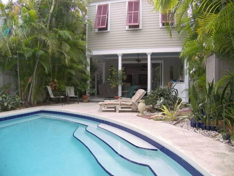 Amelia Home - Image 1 - Key West - rentals