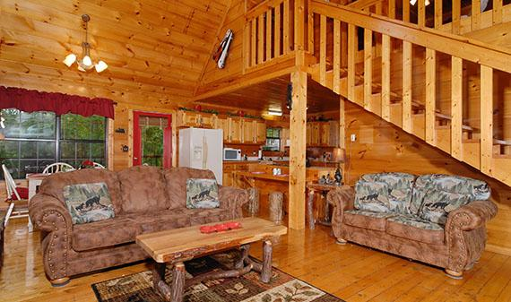 Cozy Bear - Image 1 - Gatlinburg - rentals