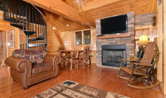 Honeybear - Image 1 - Gatlinburg - rentals