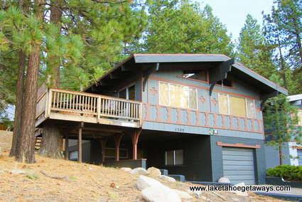 Exterior 4 - Heavenly Bearadise - South Lake Tahoe - rentals