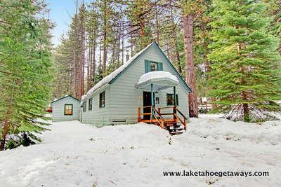 Cozy Cabin Close to Everything! - Freel Peak - South Lake Tahoe - rentals