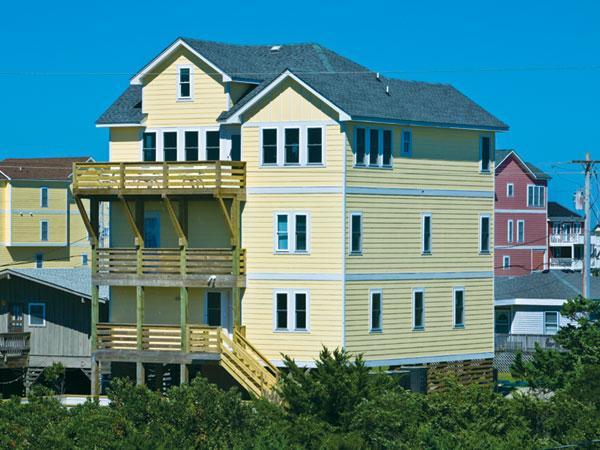 Atlantic Dreams - Image 1 - Rodanthe - rentals