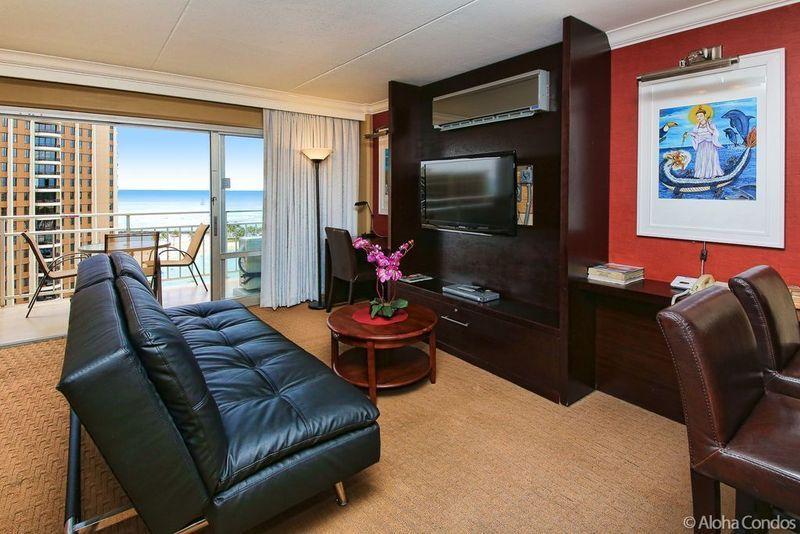 Ilikai Hotel Condos, Condo 1416 - Image 1 - Honolulu - rentals