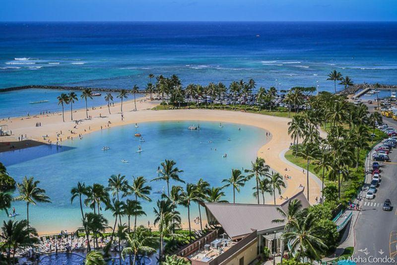 Ilikai Hotel Condos, Condo 1512 - Image 1 - Honolulu - rentals