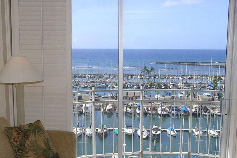 Ilikai Marina, Condo 1188 - Image 1 - Honolulu - rentals
