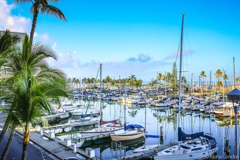 Ilikai Marina, Condo 394 - Image 1 - Honolulu - rentals