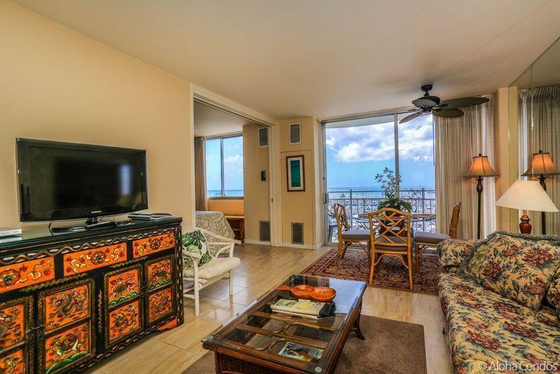 Ilikai Marina, Condo 790 - Image 1 - Honolulu - rentals