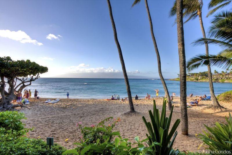Napili Bay Resort, Condo 102 - Image 1 - Lahaina - rentals