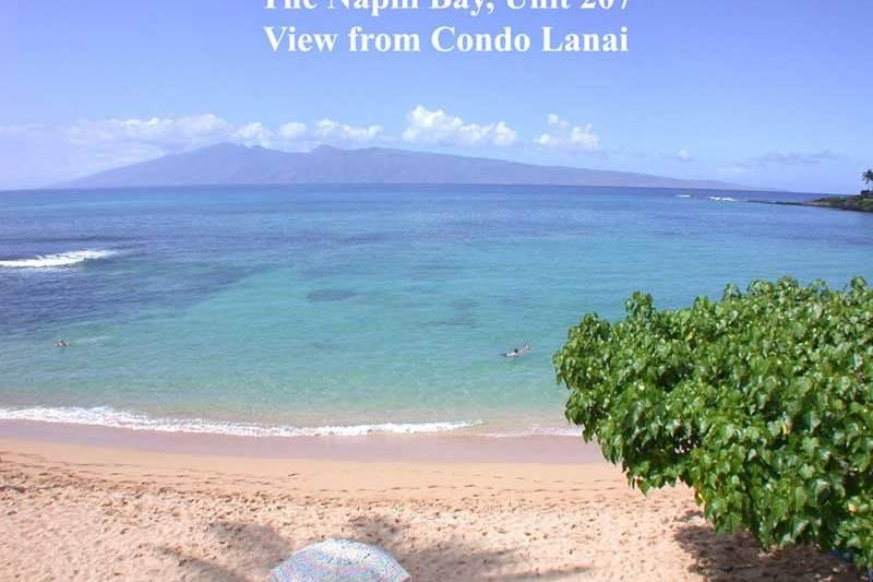 Napili Bay Resort, Condo 207 - Image 1 - Lahaina - rentals