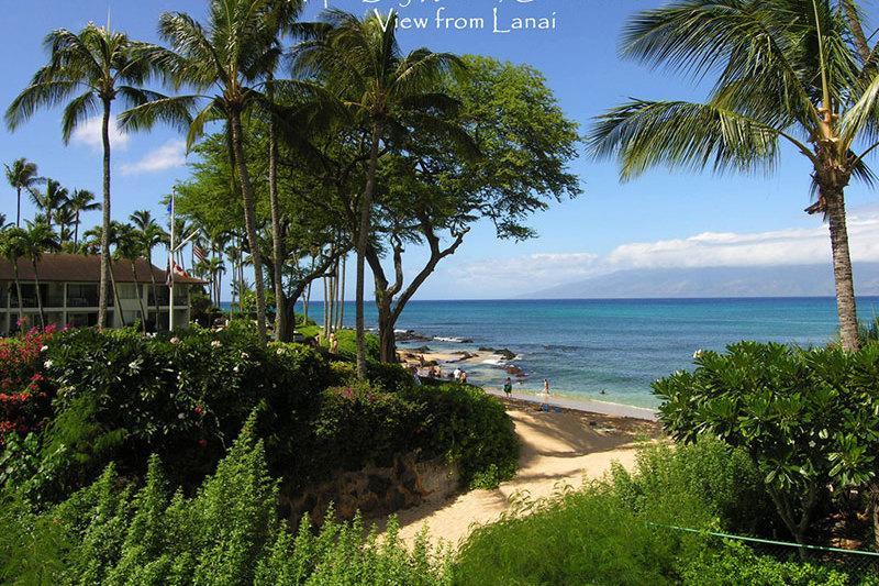 Napili Bay Resort, Condo 211 - Image 1 - Lahaina - rentals
