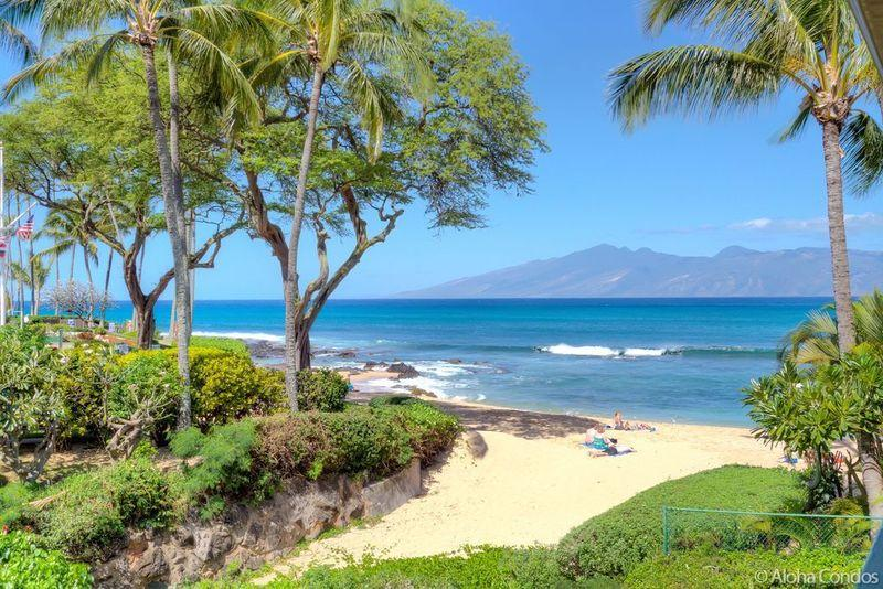 Napili Bay Resort, Condo 212 - Image 1 - Lahaina - rentals