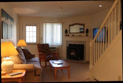 2BR multi-level condo with walk-in closet - 3A 303A - Image 1 - Lincoln - rentals