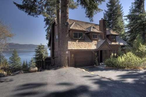 Gardner Lake Tahoe Lake View Vacation Rental Home - Image 1 - Tahoe City - rentals