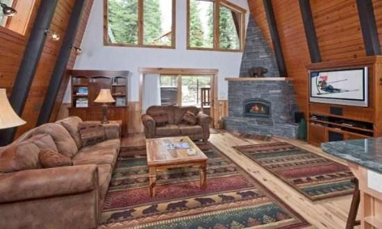 Pezzola North Lake Tahoe Luxury Vacation Rental - Image 1 - Lake Tahoe - rentals