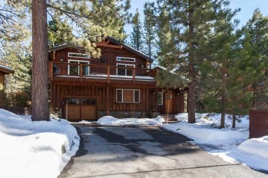 Pearce Dollar Point Vacation Rental - Hot Tub - Image 1 - Tahoe City - rentals