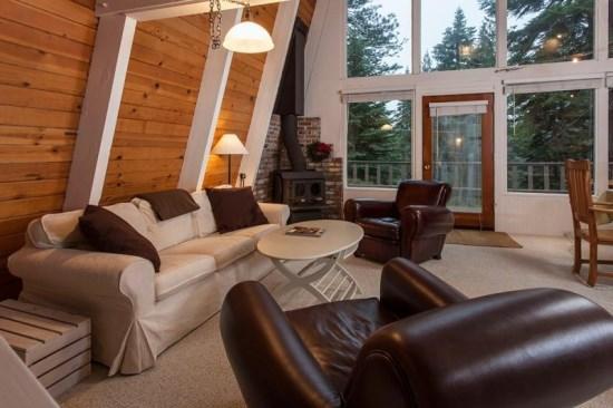 Nucci Dog Friendly Vacation Cabin - Image 1 - Lake Tahoe - rentals
