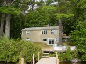 Idyllic 3 Bedroom & 1 Bathroom House in Moultonborough (310) - Image 1 - Moultonborough - rentals