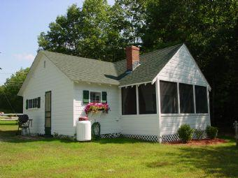 Great 2 Bedroom/1 Bathroom House in Moultonborough (458) - Image 1 - Moultonborough - rentals