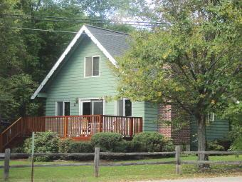 Fabulous 3 Bedroom/1 Bathroom House in Moultonborough (144) - Image 1 - Moultonborough - rentals