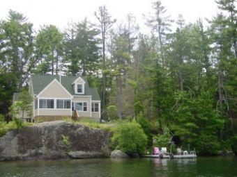 Wonderful House in Meredith (334) - Image 1 - Meredith - rentals
