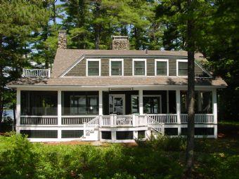 Ideal 4 BR & 2 BA House in Moultonborough (438) - Image 1 - Moultonborough - rentals