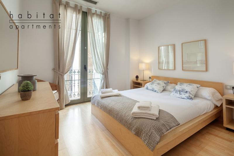 Alibei 3 apartment, Centrally located 2 bedroom - Image 1 - Barcelona - rentals