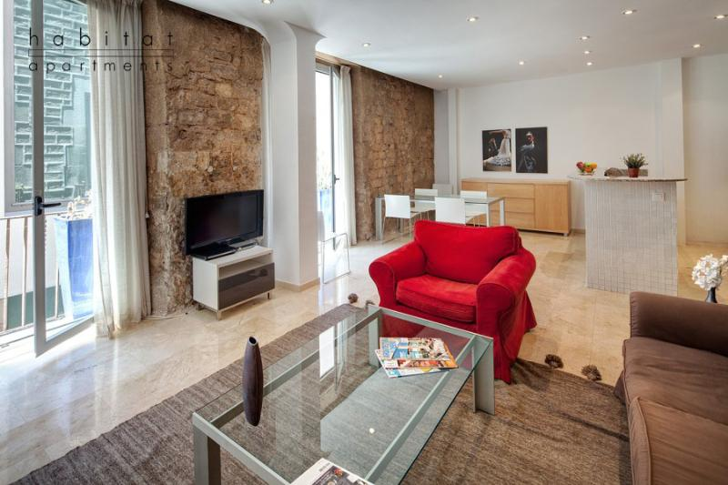 Princesa 1 apartment in the heart of the Born area - Image 1 - Barcelona - rentals