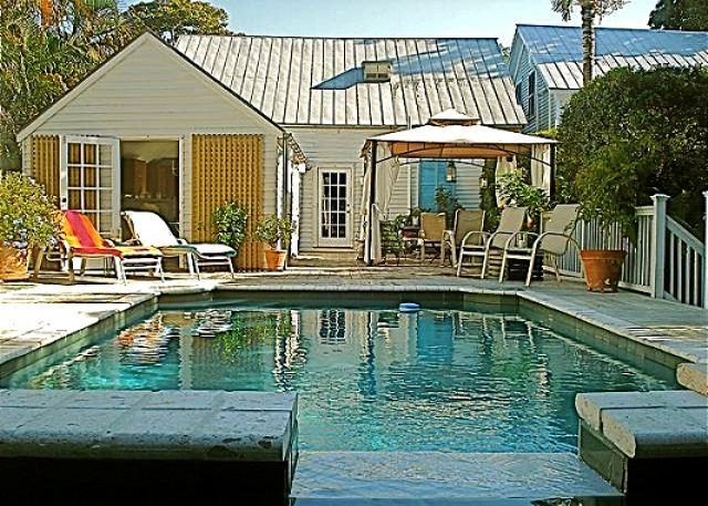 Elizabeth Retreat: A three bedroom historic home in Old Town - Image 1 - Key West - rentals