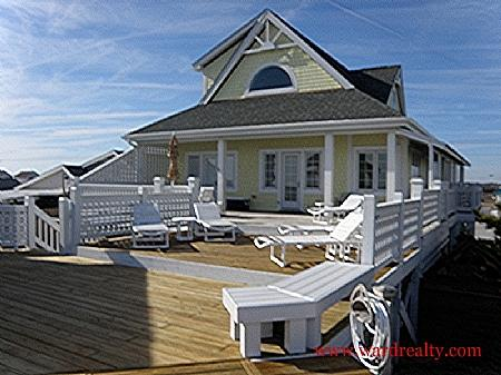 Oceanfront Exterior - Stargazer Entire - Surf City - rentals