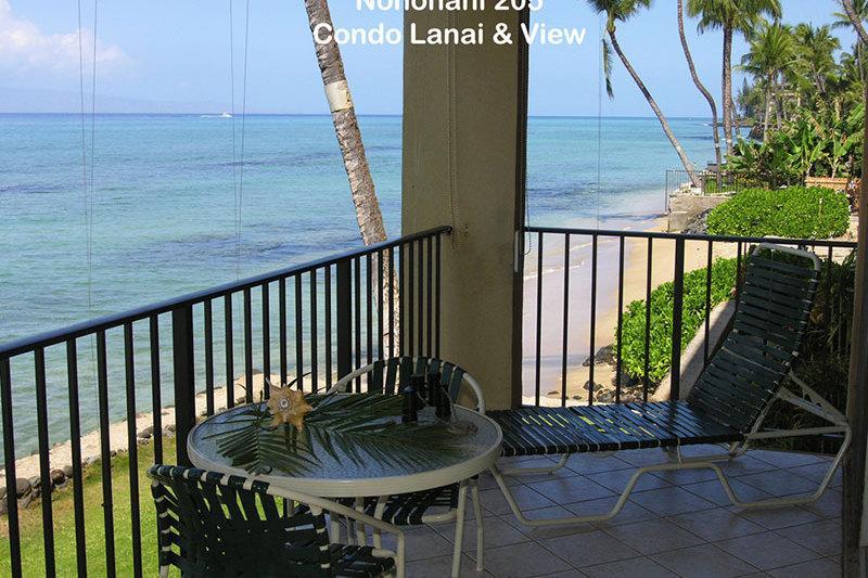Nohonani Condos and Resort, Condo 205 - Image 1 - Lahaina - rentals