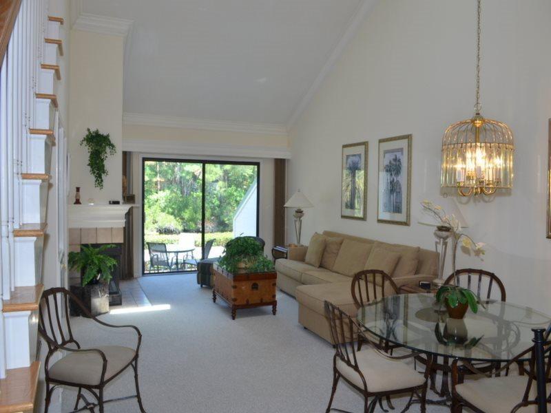 Open Floor Plan at 105 Abbington - 105 Abbington - Palmetto Dunes - rentals