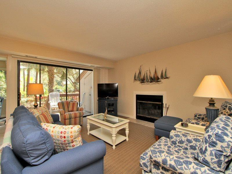 1410 South Beach Villa - Image 1 - Sea Pines - rentals