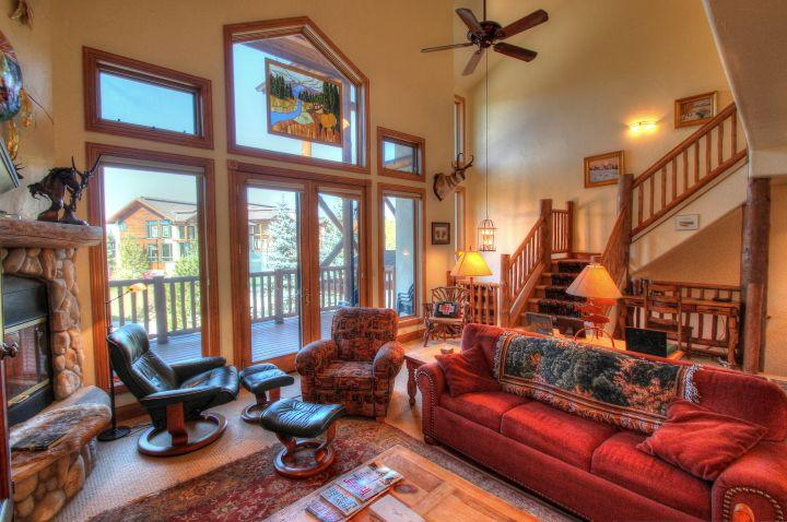 2784 CrossTimbers Trail - Mountain Area - Image 1 - Steamboat Springs - rentals