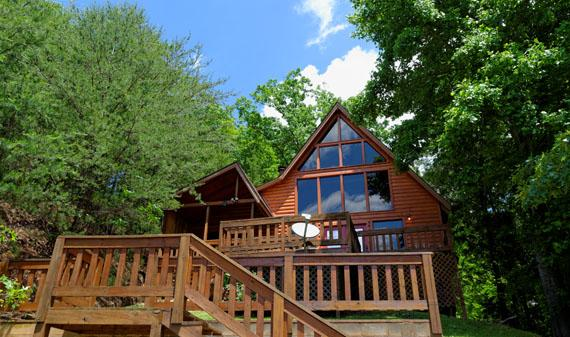 Bear-rific View - Image 1 - Gatlinburg - rentals