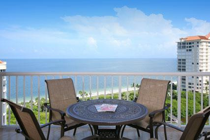 Lanai - The Club at Naples Cay 1103 - Naples - rentals