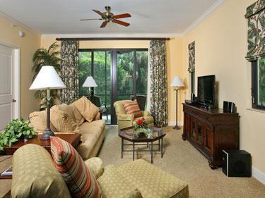 Living Room - Cottage Naples Bay Resort G104 - Naples - rentals