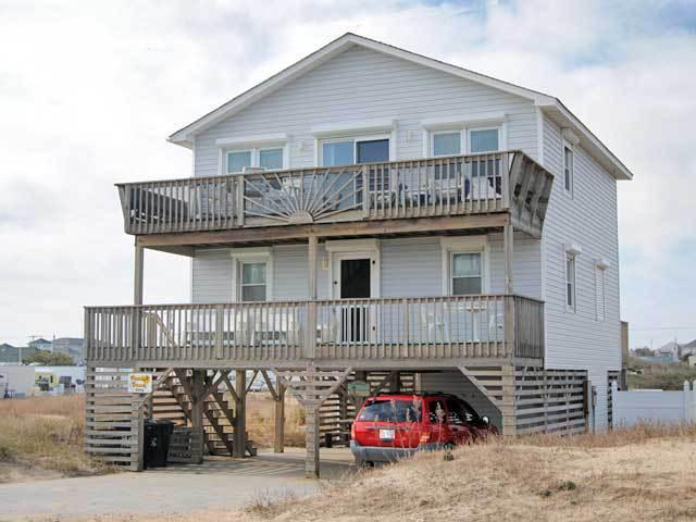 Paradise Found - Image 1 - Kitty Hawk - rentals