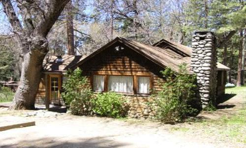 2 Bedroom, 2 Bath, Sleeping nook, Hot tub, Sleeps 6, Pet Ok: Wood burning fireplace,seasonal creek, meadow overlook - Big Oak Retreat - Idyllwild - rentals
