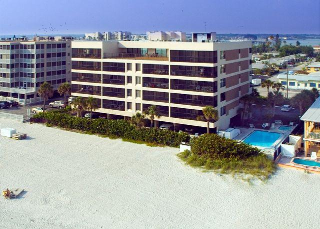 Gulf front condominium complex located directly on Madeira Beach - Arie Dam #202 - Madeira Beach - rentals
